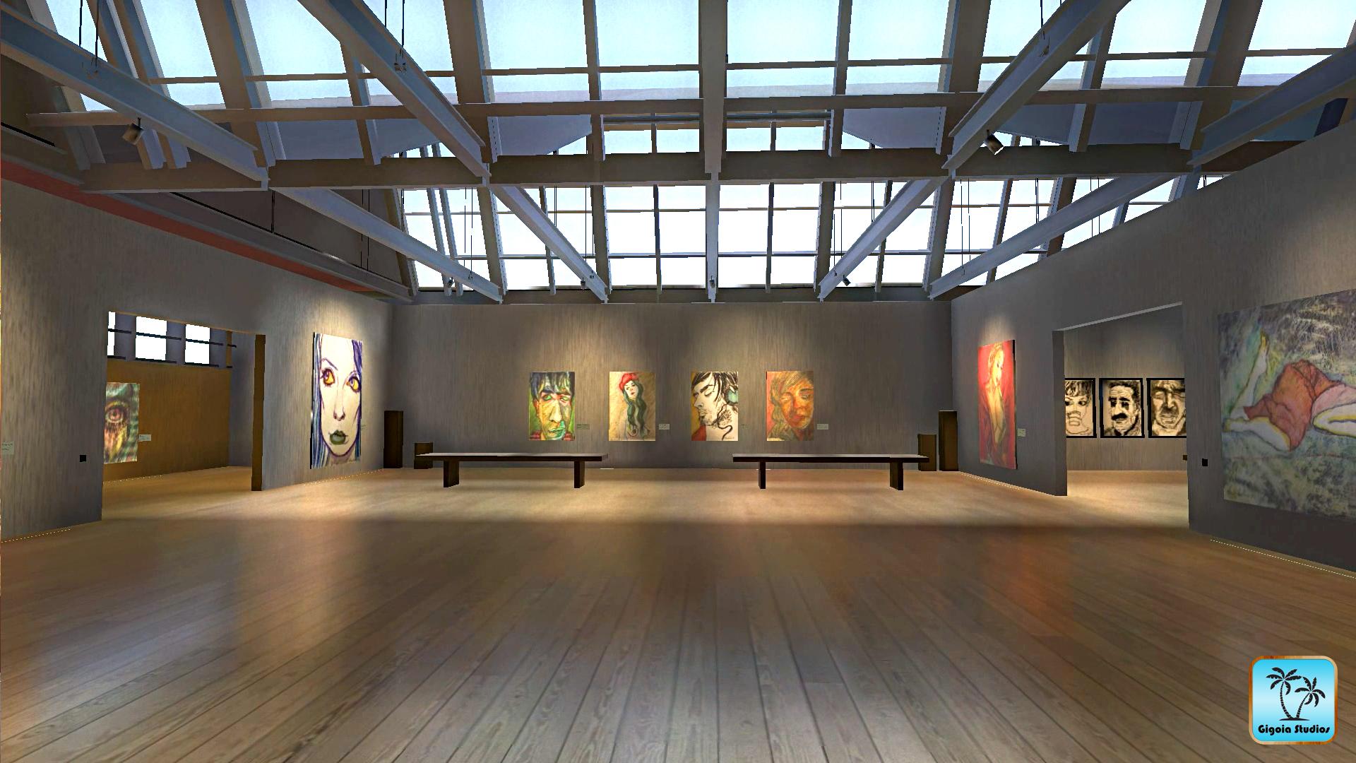 New York City Events April 2018 Calendar NYC Activities 3d virtual art gallery app