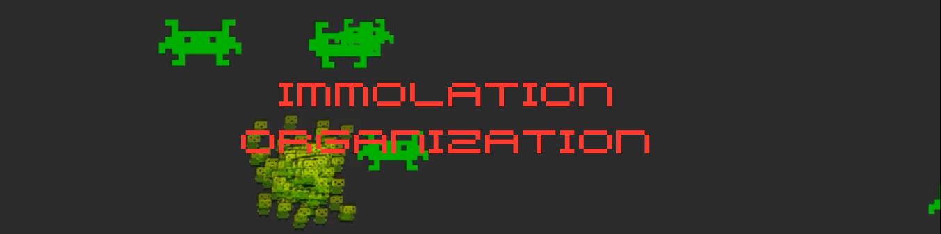 Immolation Organization