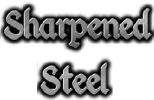 Sharpened Steel