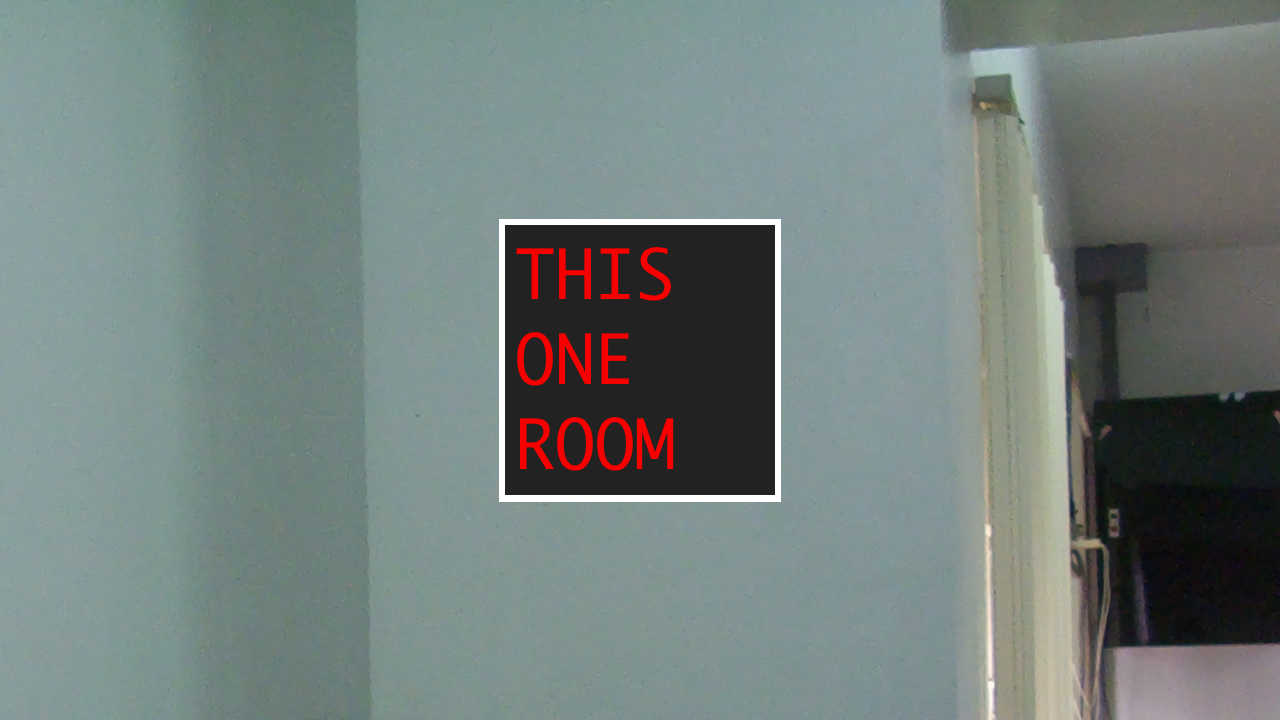 This One Room