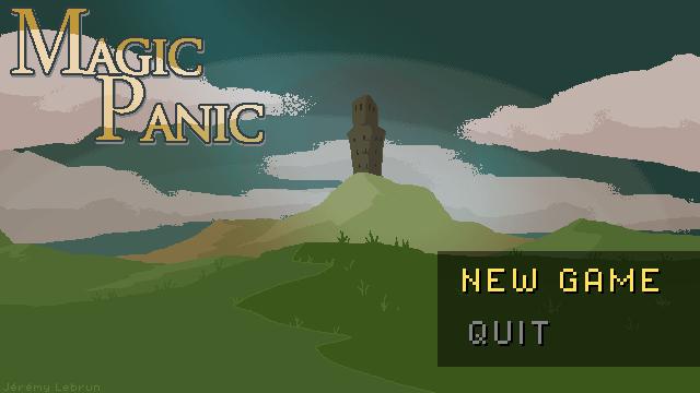 Magic Panic