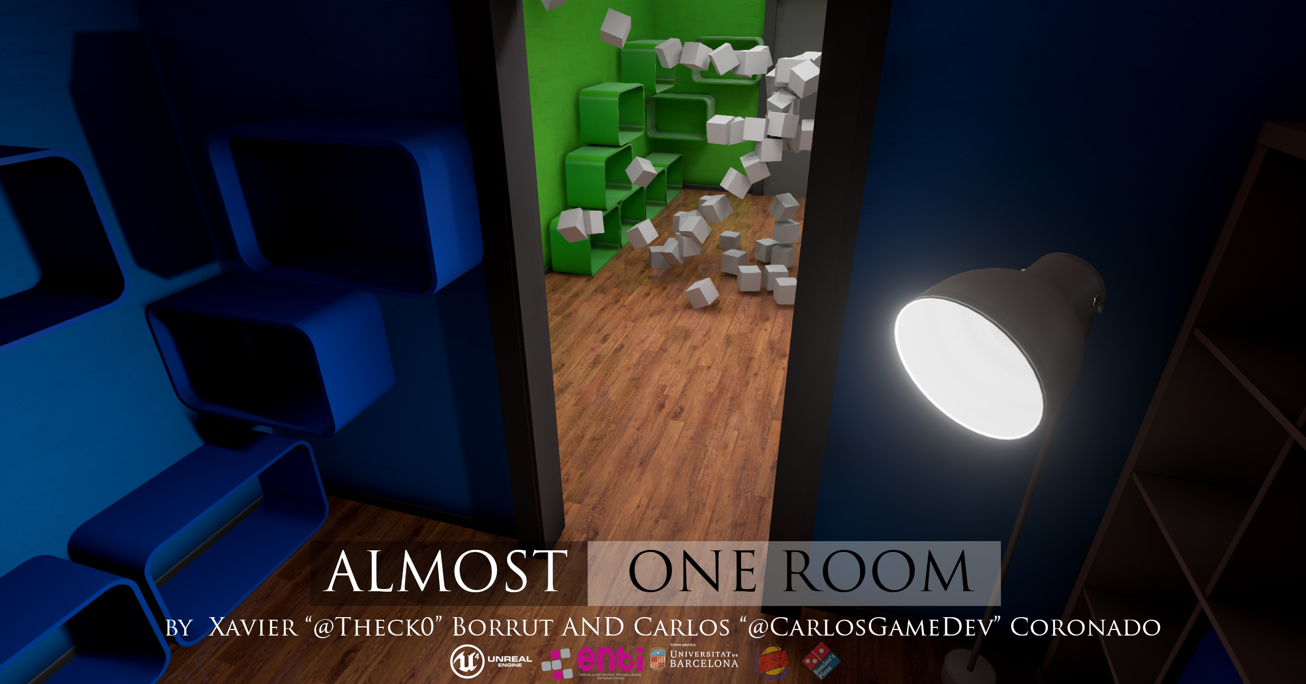 [Almost] One Room
