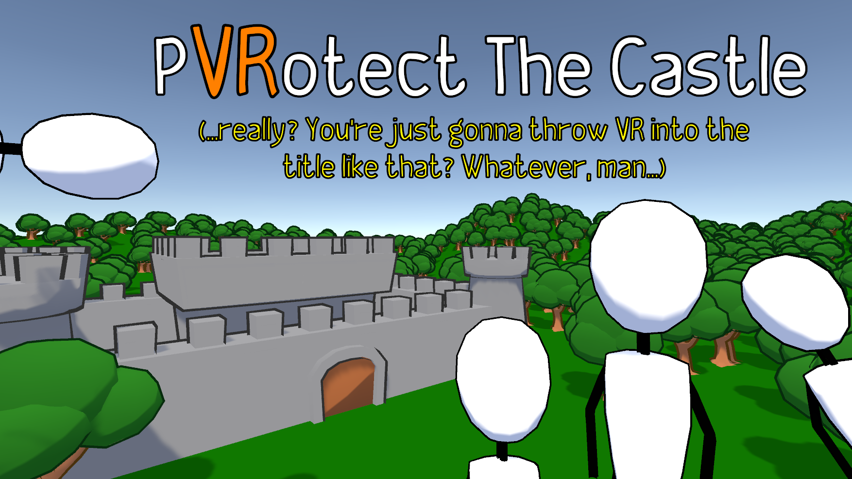 PVRotect The Castle