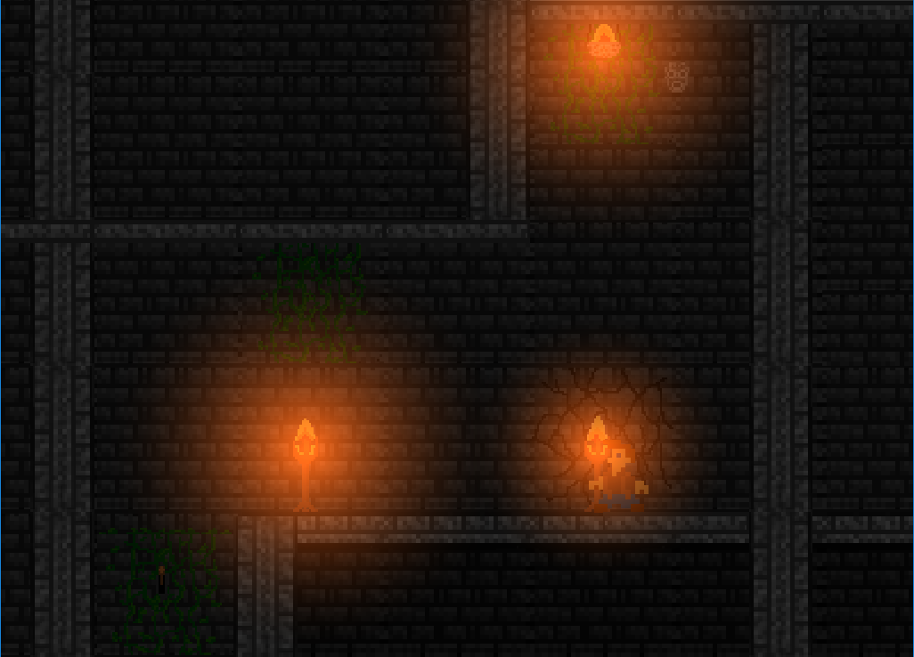 An unnamed puzzle room