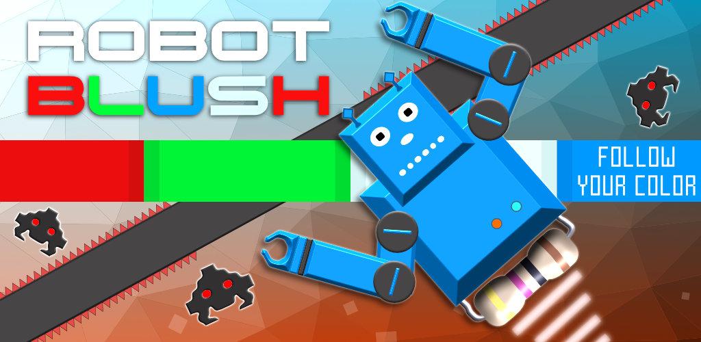 Robot Blush
