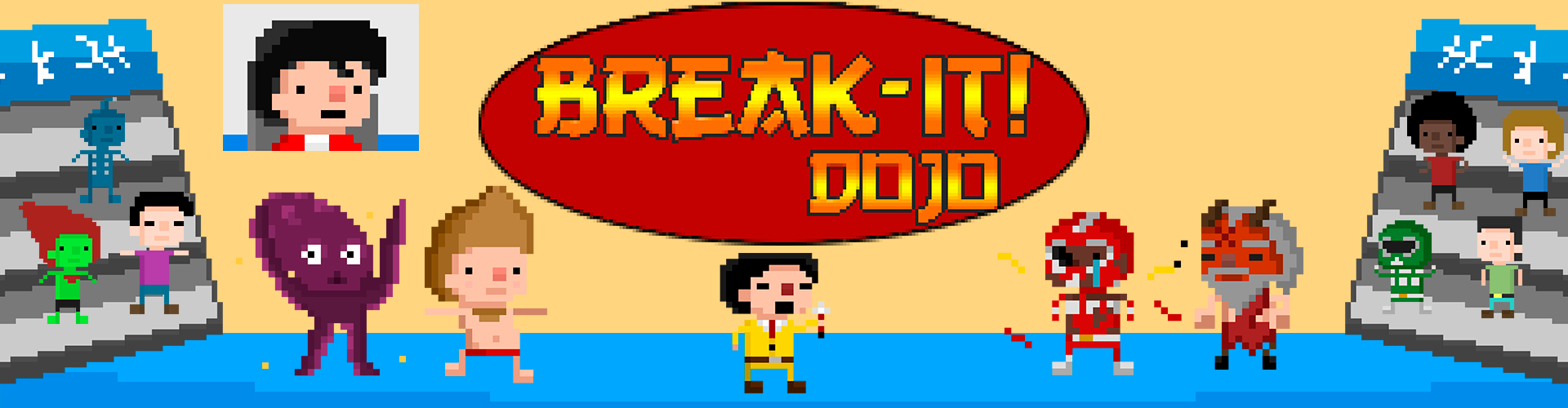 Break it! Dojo