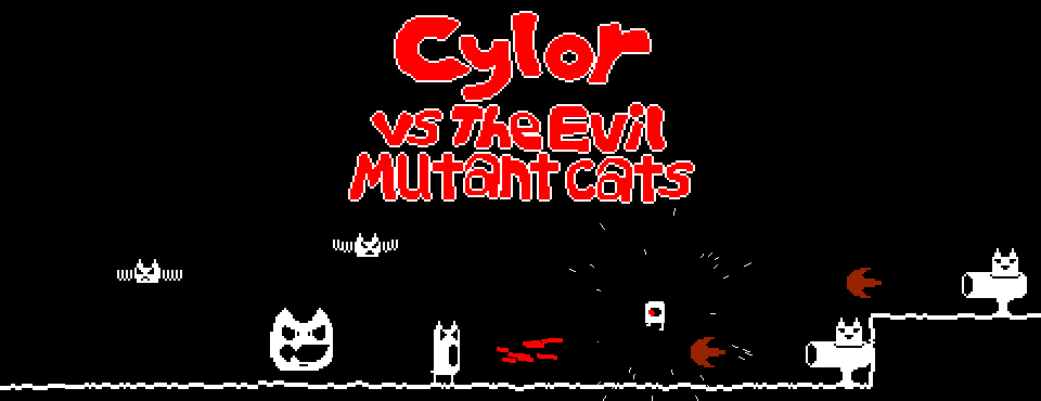 Cylor vs. the Evil Mutant Cats