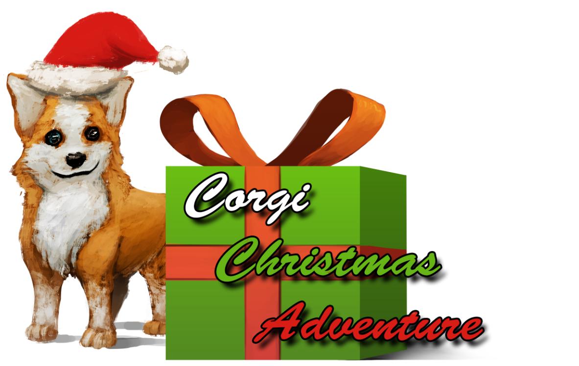 Corgi Christmas Adventure
