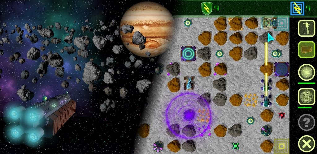 Asteroid Belt Miner