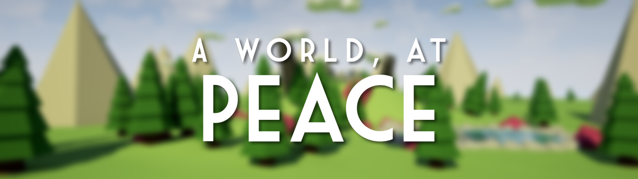 A World, At Peace