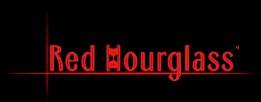 Red Hourglass