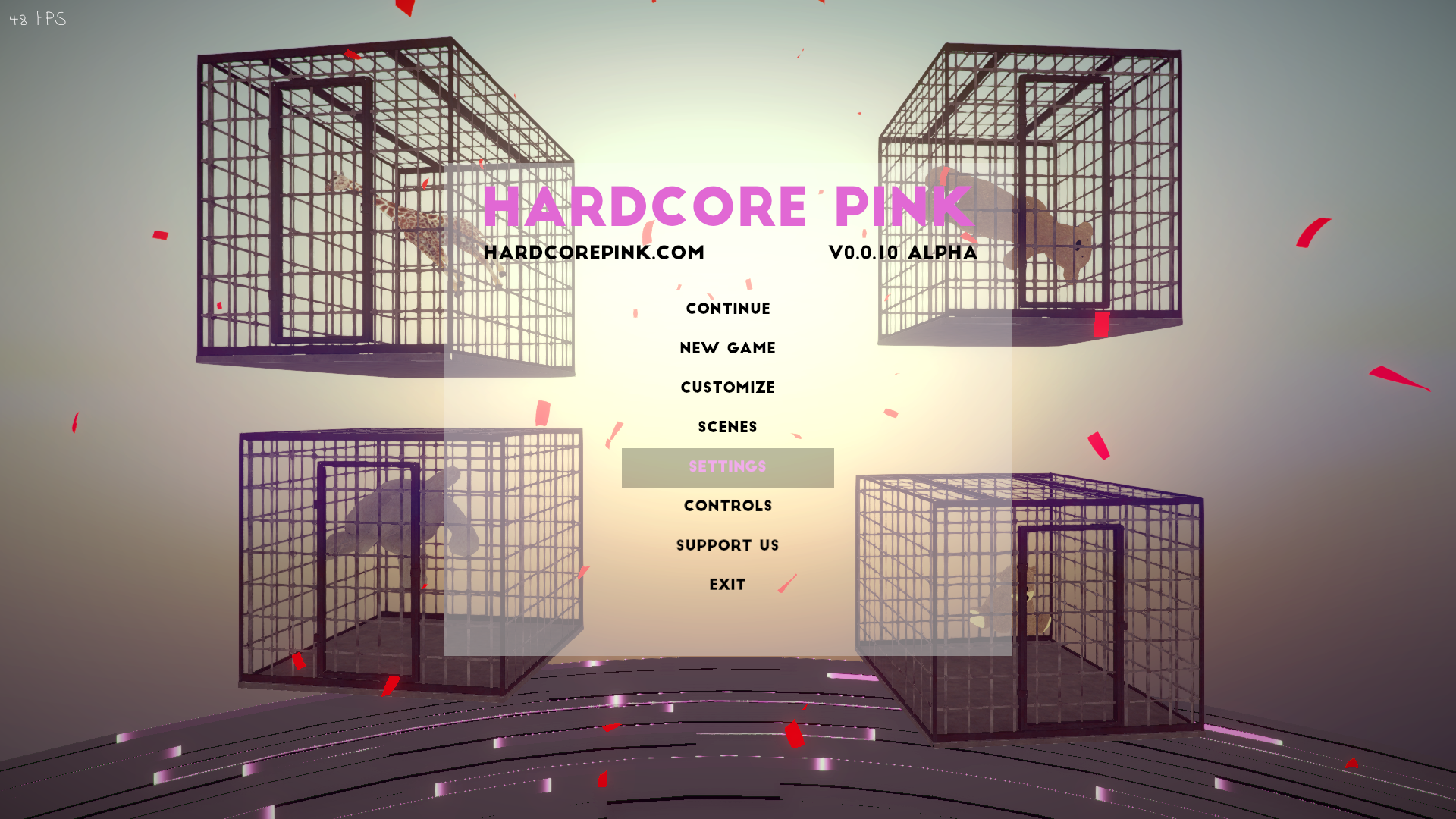 Pink - motel hardcore
