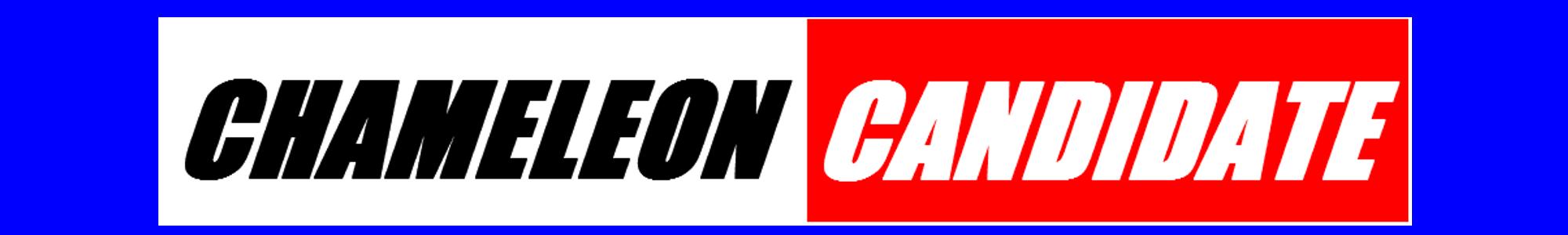 Chameleon Candidate - LD 35 Entry