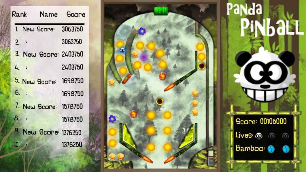 Panda Pinball by BestQuest