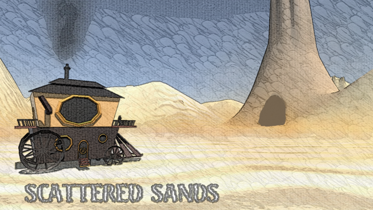 Scattered Sands
