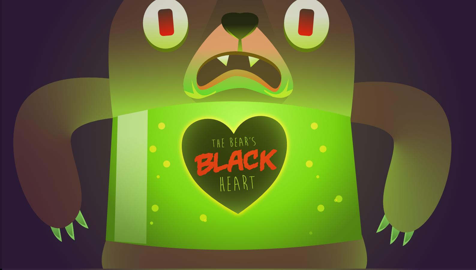 The Bear S Black Heart By Big Bad Studios