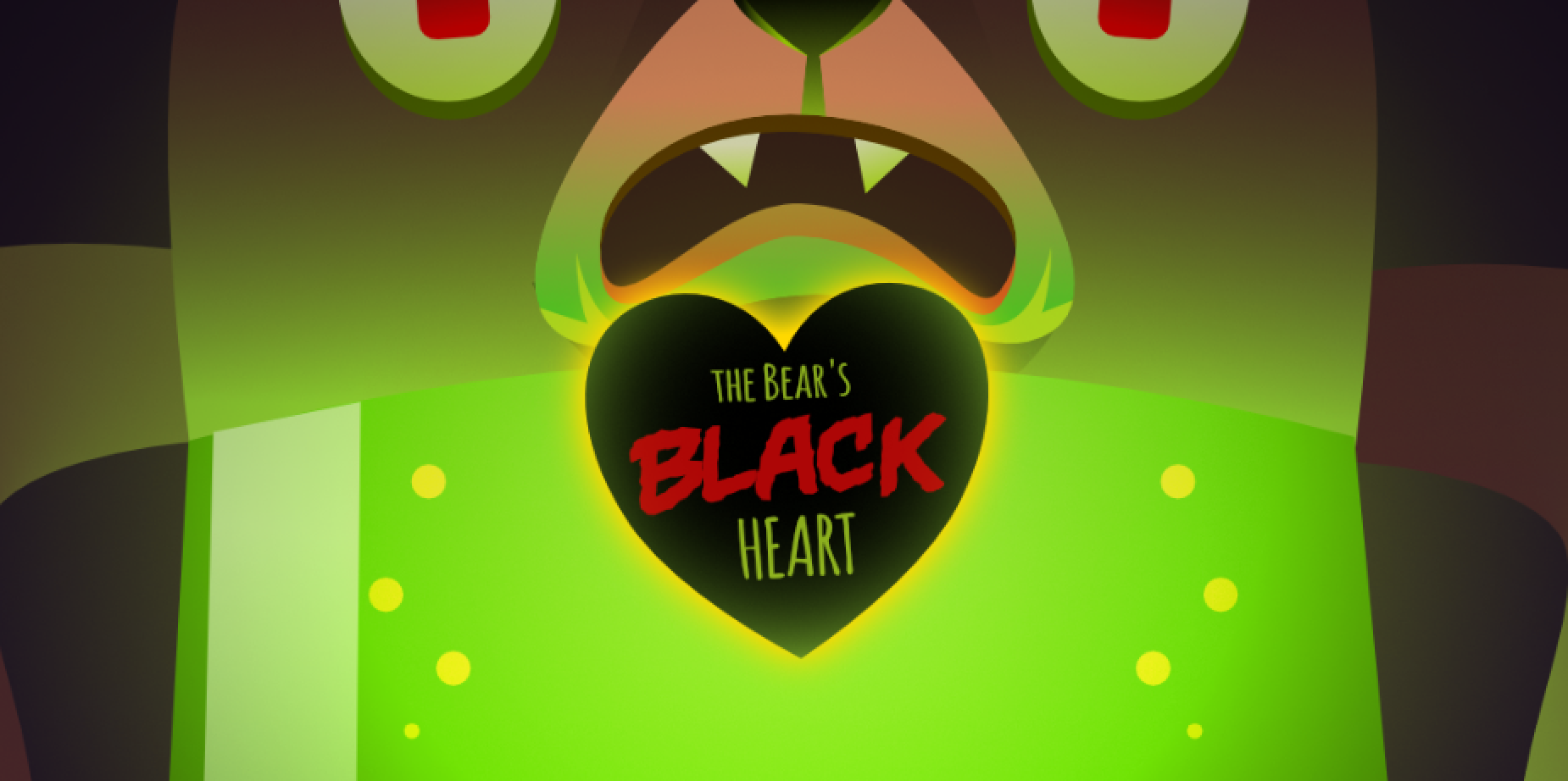 The Bear's Black Heart