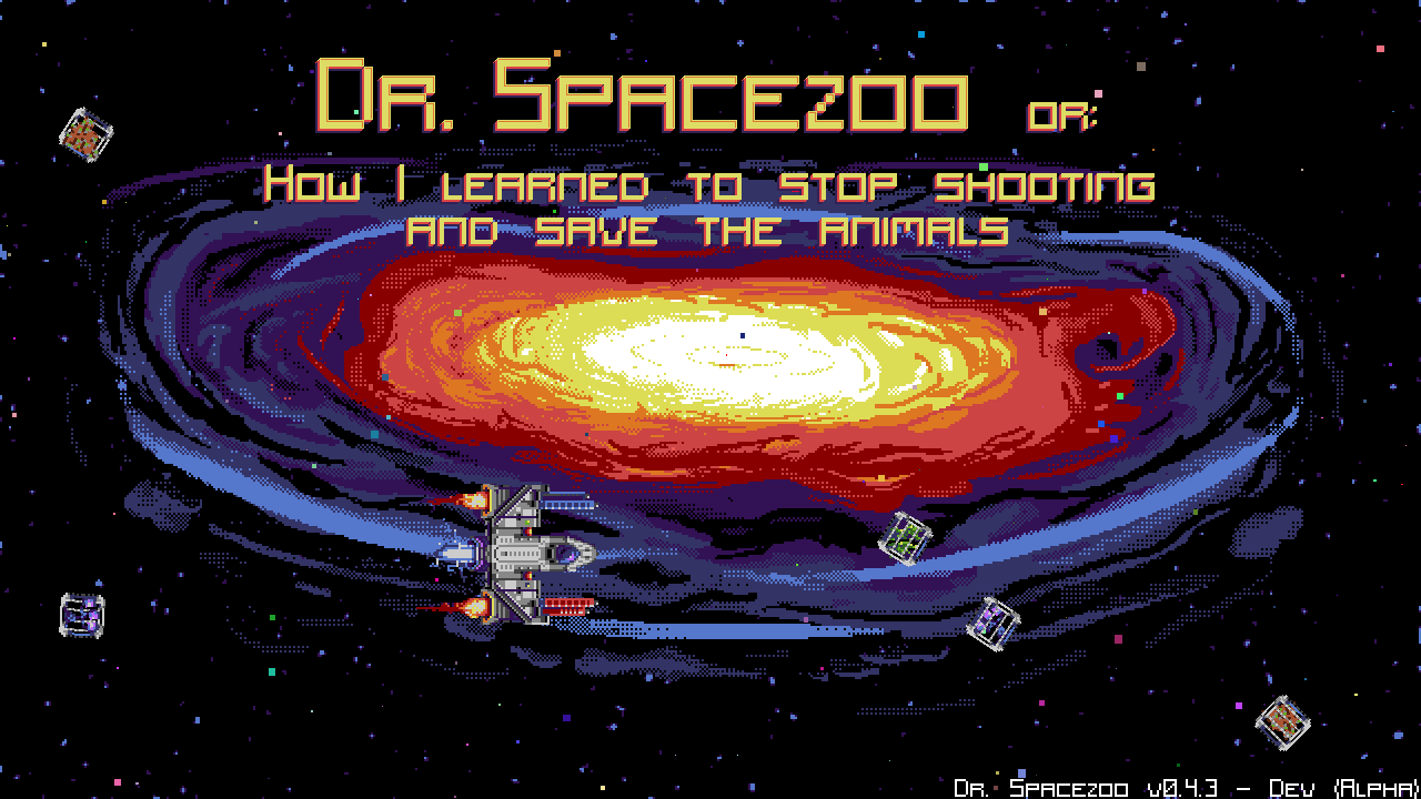 Dr. Spacezoo (Early Access)