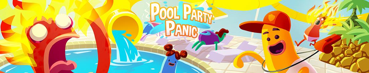 Pool Party Panic