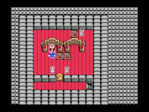 Dragon Warrior I - Remake by quohelet