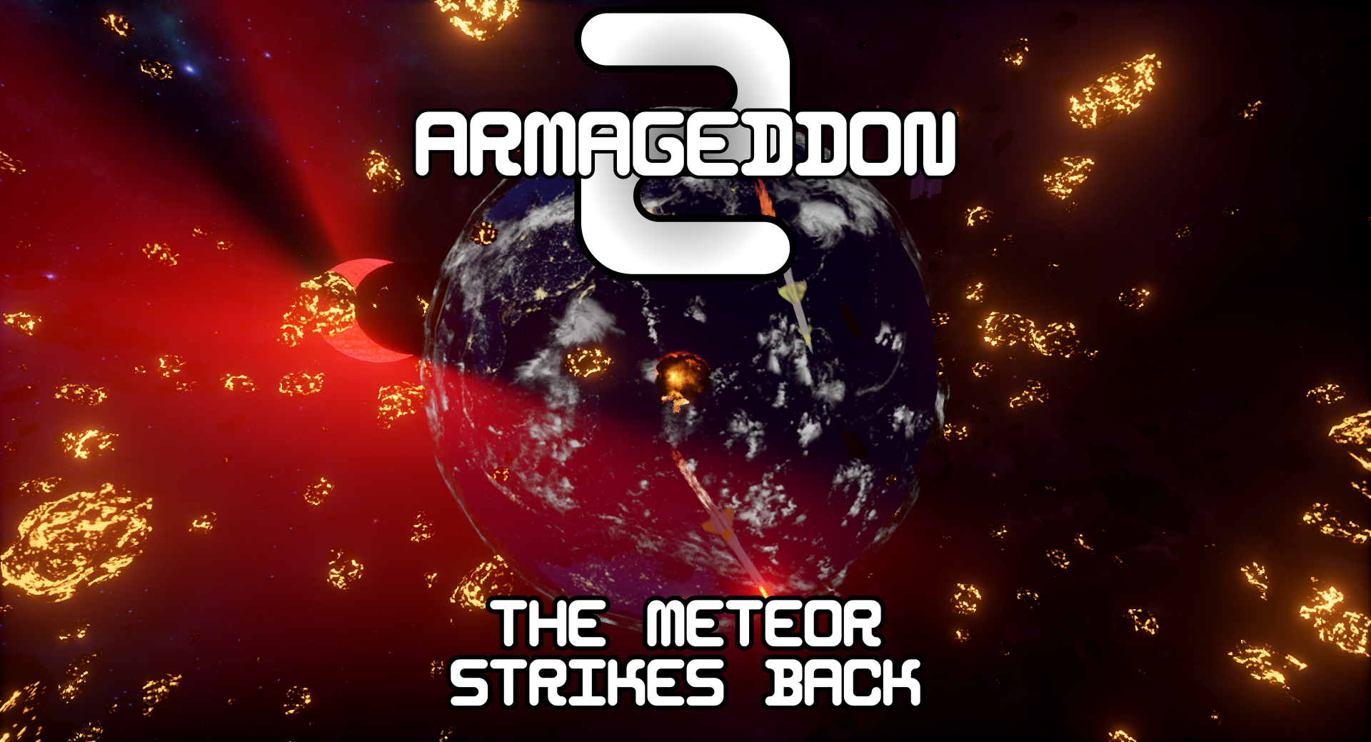 Armageddon 2: The Meteor Strikes Back