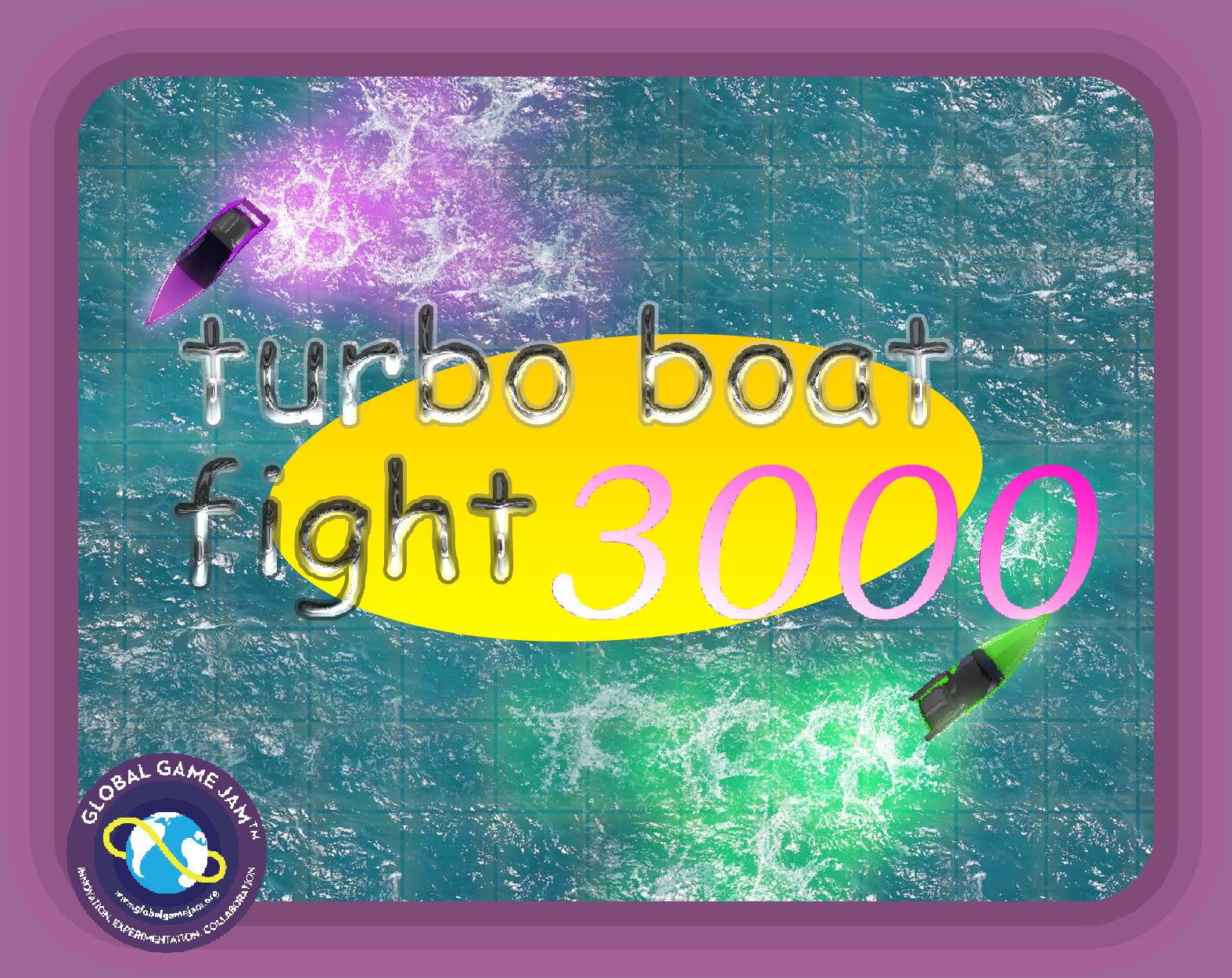 Turbo Boat Fight 3000