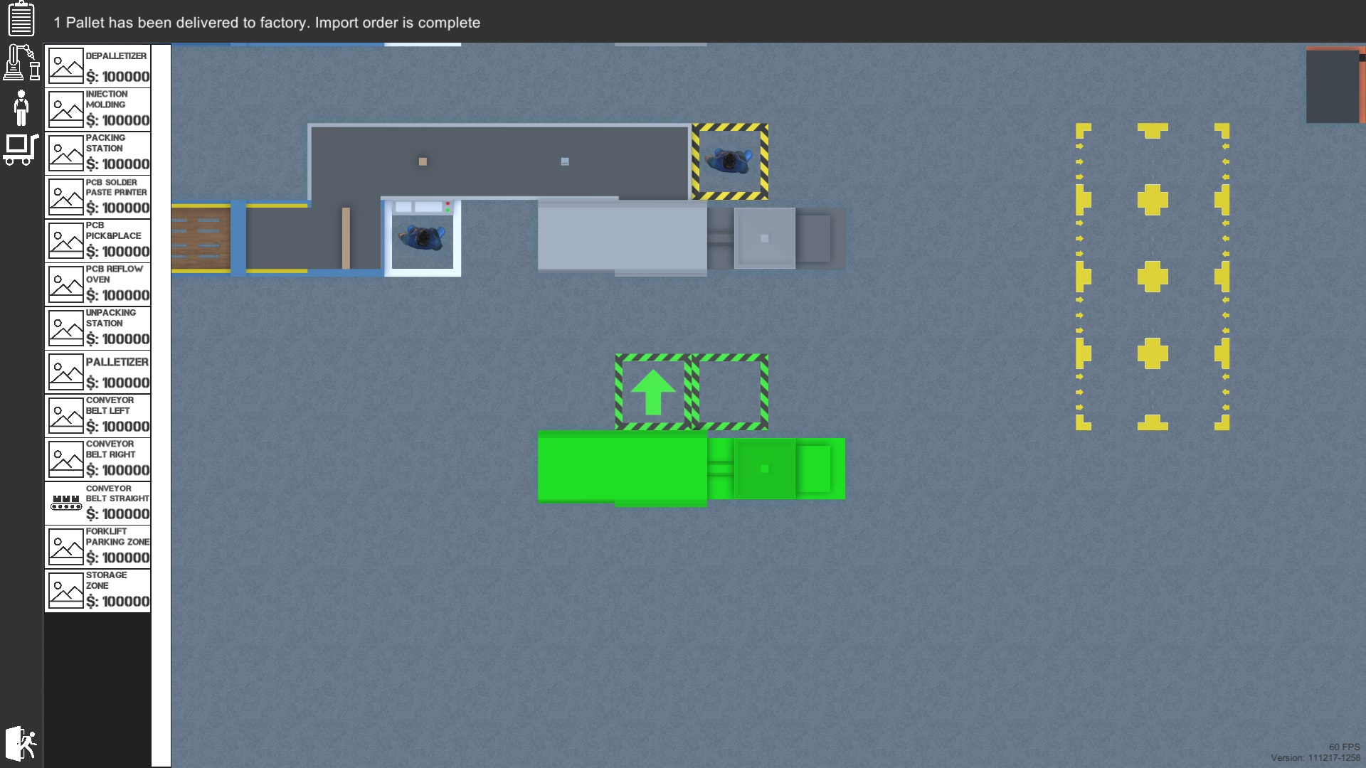 Factorico - Factory simulation game - Devlogs - itch io