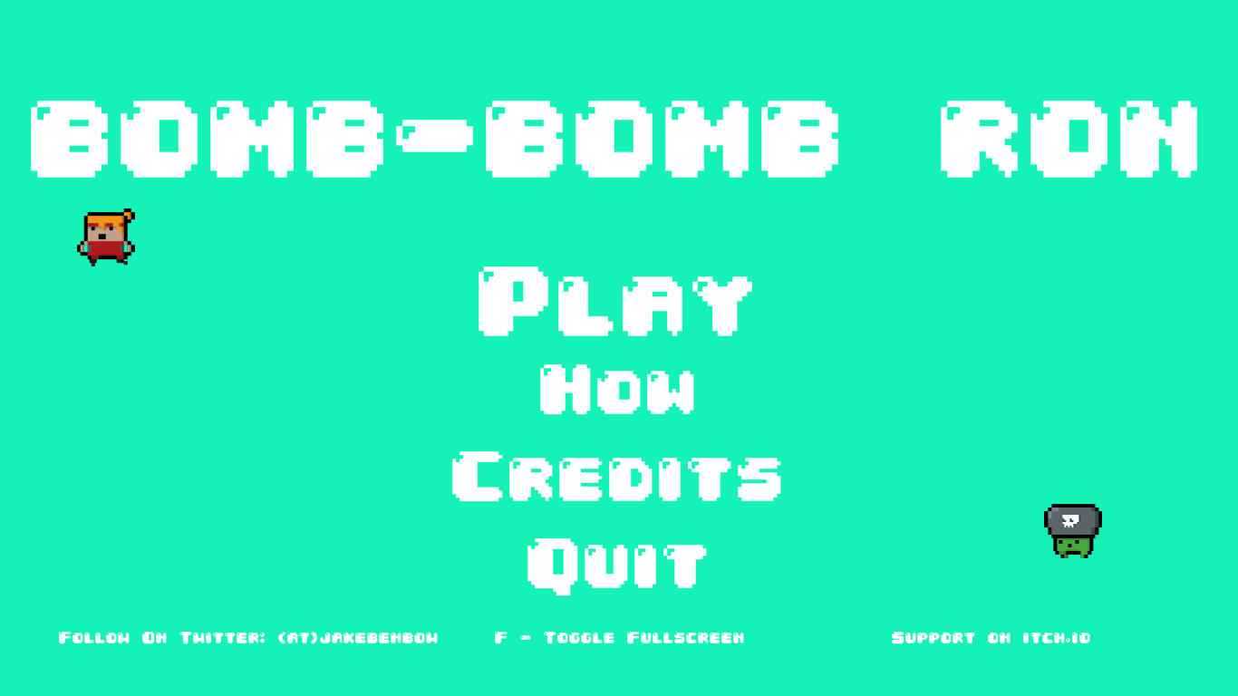 Bomb-Bomb Ron
