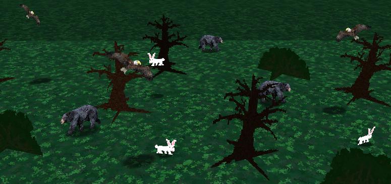 Wildlife Simulator