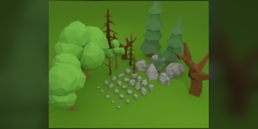 Top free game assets tagged Low-poly - itch io