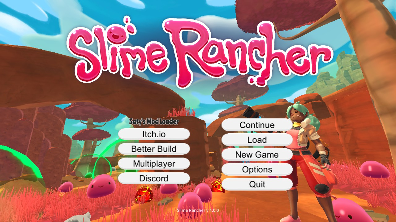 Slime Rancher Better Build Mod Download