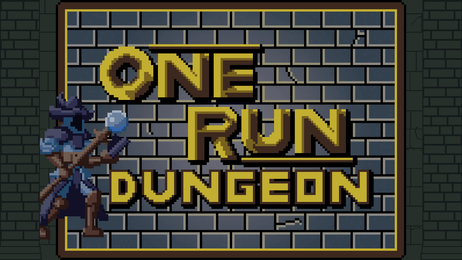 One Run Dungeon