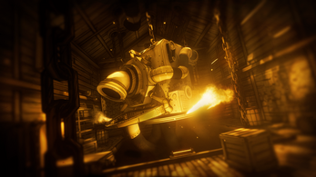 Bendy and the Ink Machine: Demo by Joey Drew Studios
