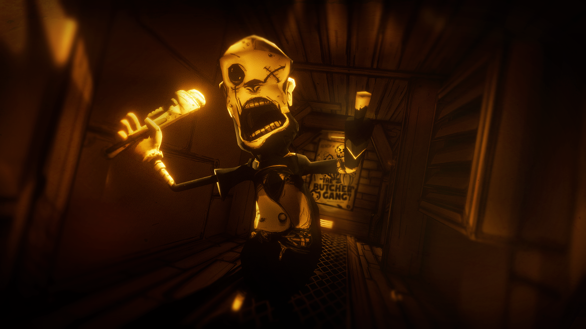 bendy and the ink machine download free ipad