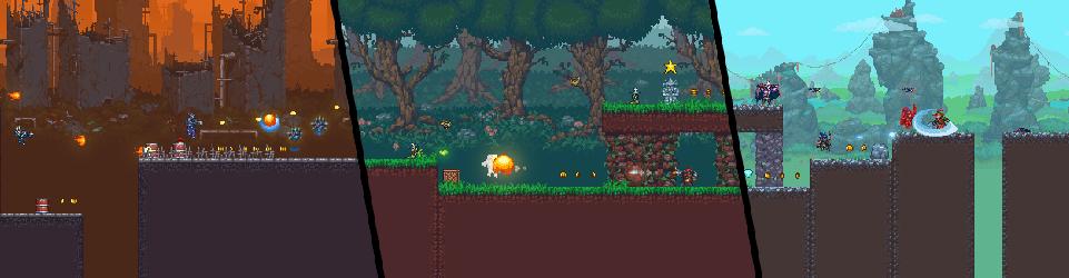 Ultimate Pixel Platformer Pack - Goblin Portal