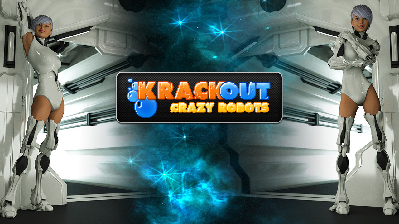 Krack Out - Crazy Robots