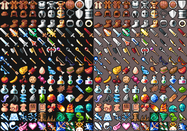 7Soul's RPG Graphics - Icons by 7Soul