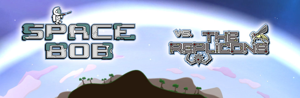 Space Bob vs. The Replicons