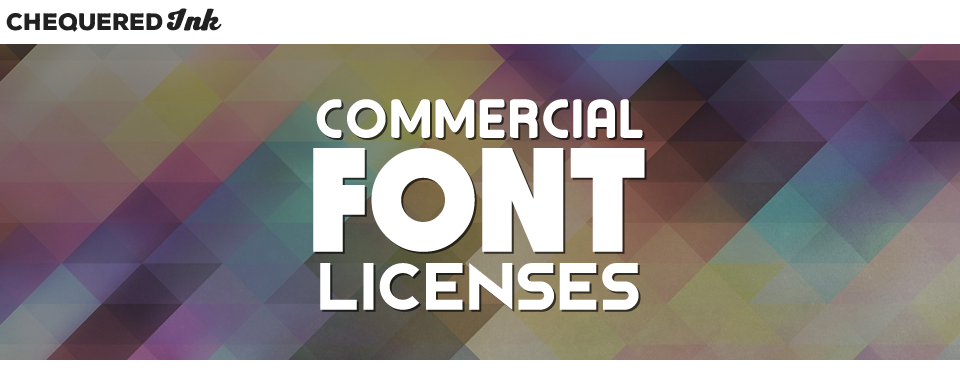 Commercial Font License