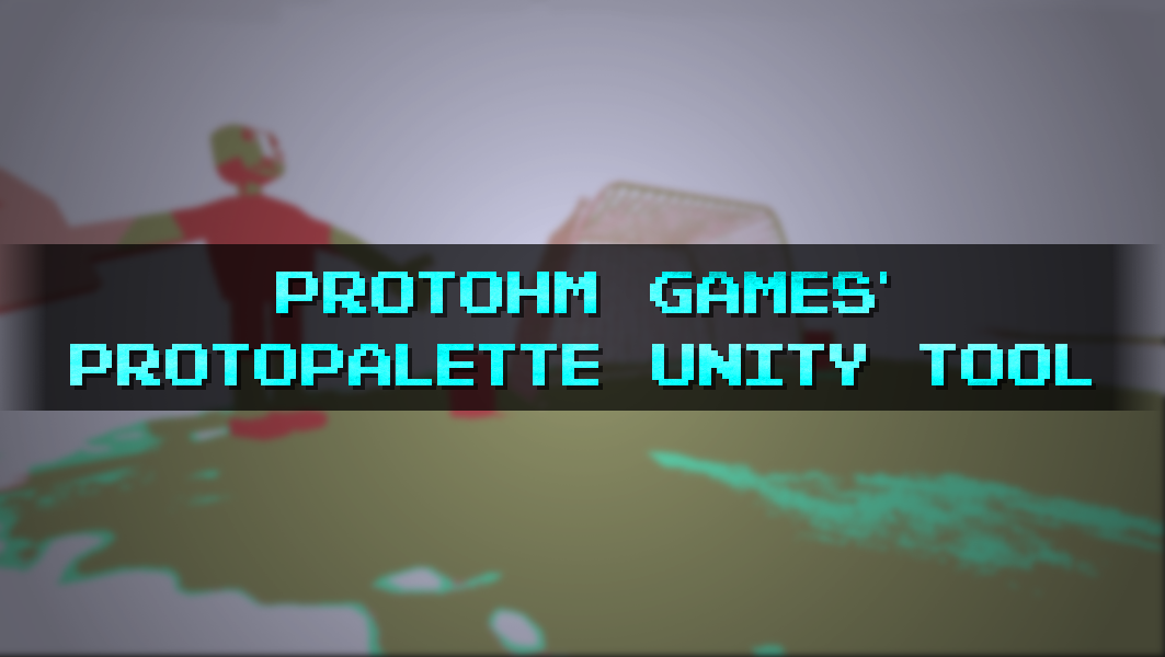 ProtoPalette - 5-Color Palette Tool for Unity