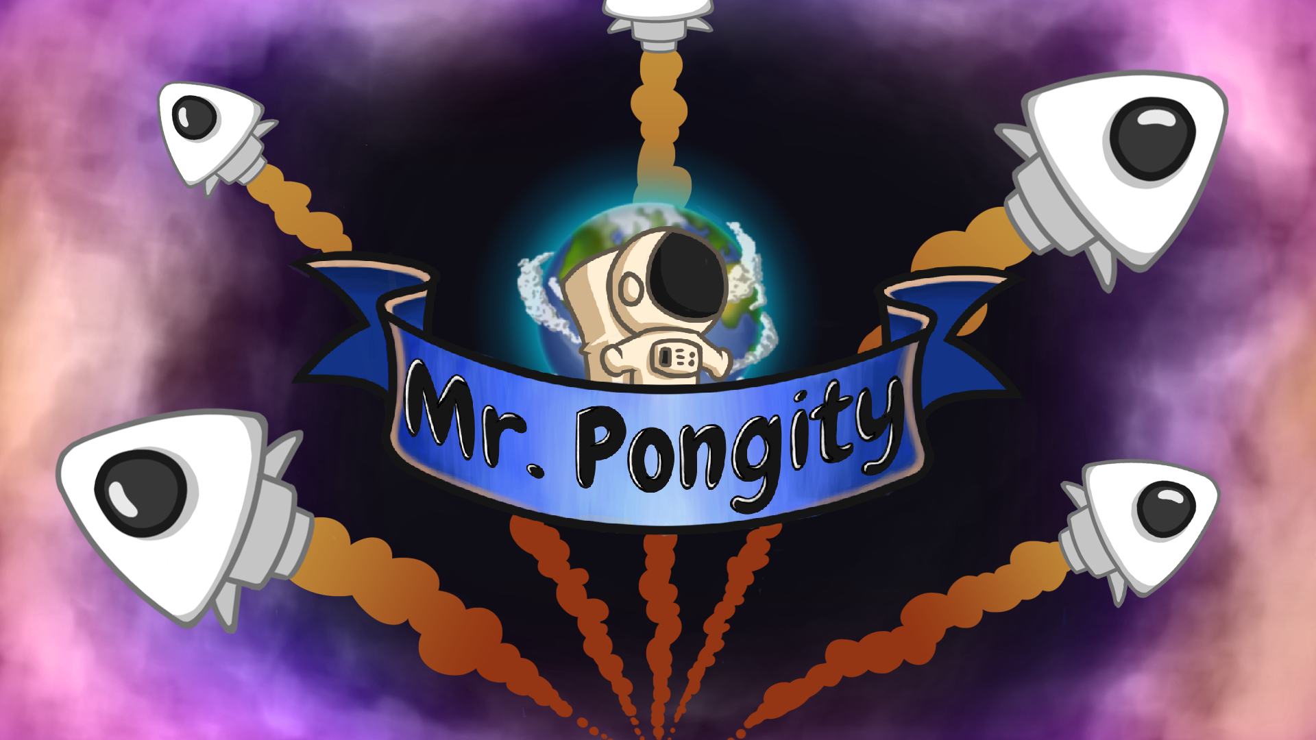 Mr. Pongity
