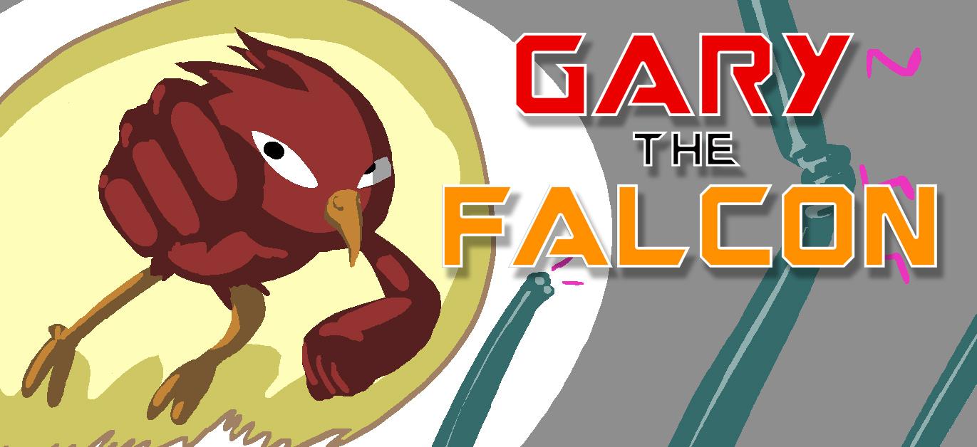 Gary the Falcon