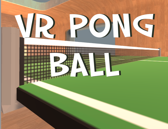 VR Pong Ball