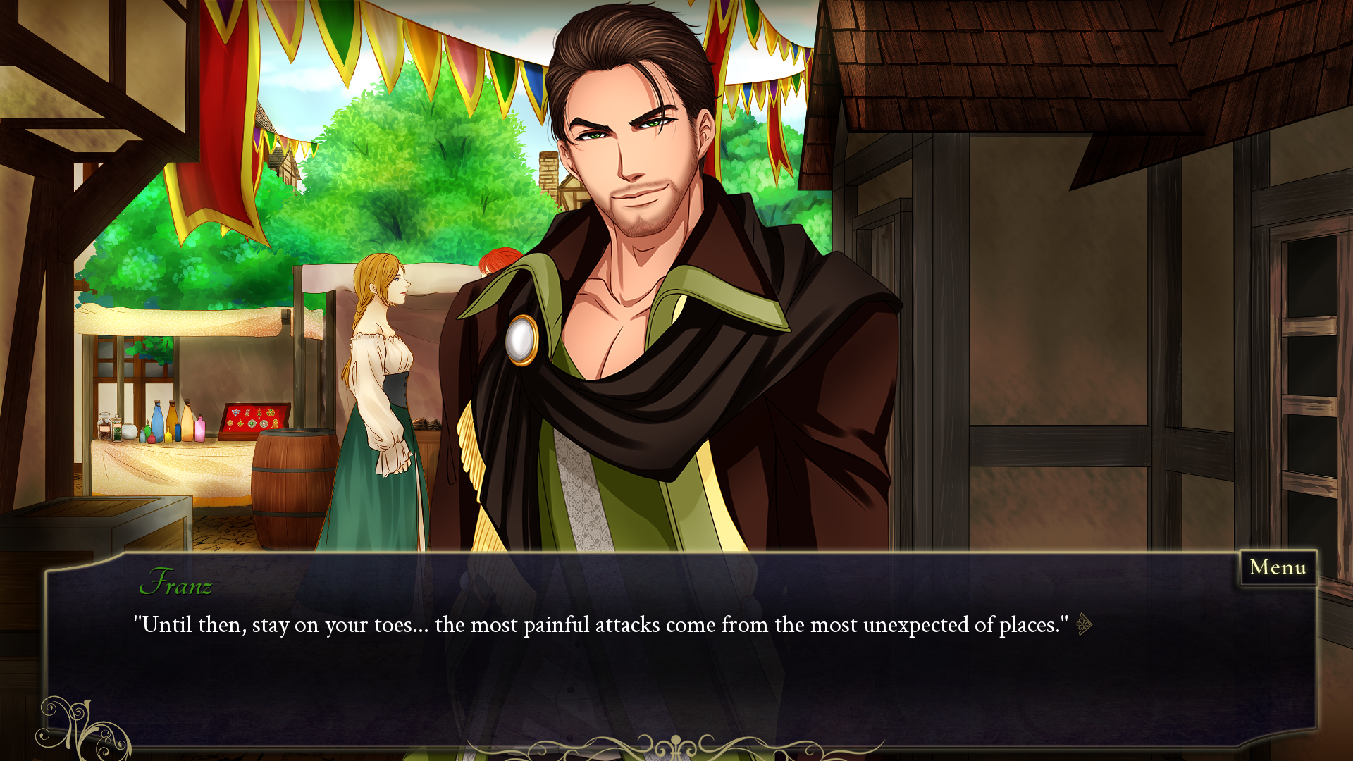 Chess Of Blades (BL Visual Novel) By Argent Games