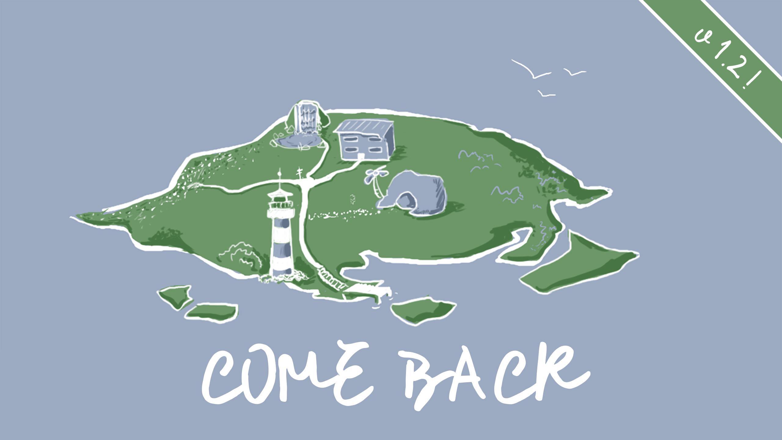 COME BACK v1.2