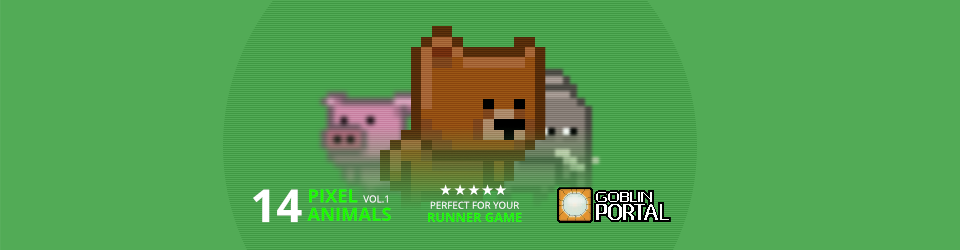 Game Animals Volume 1