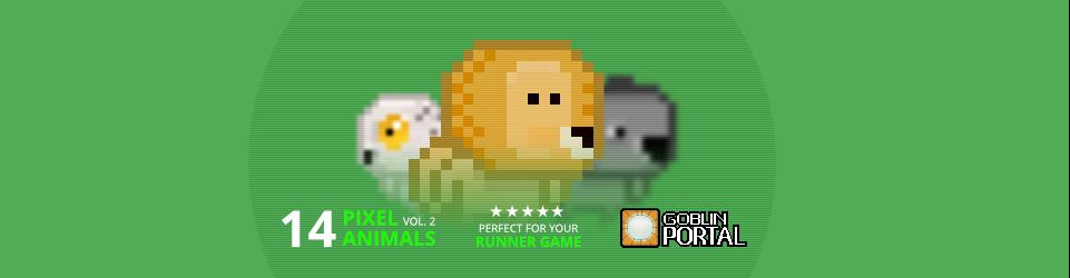 Game Animals Volume 2