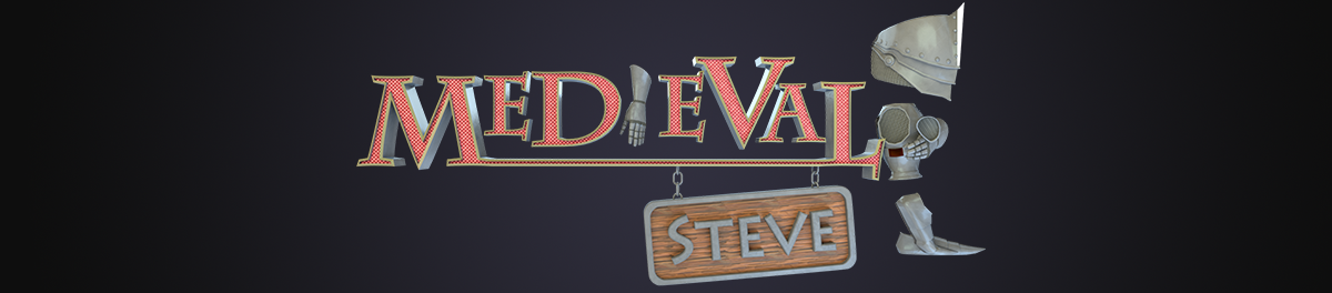 Medieval Steve - DEMO
