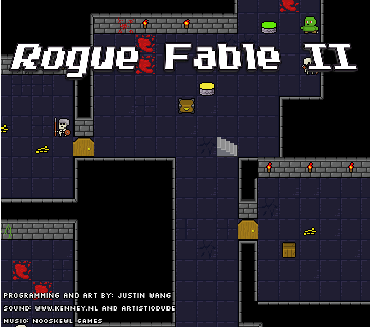 Rogue Fable II by Justin_Wang123