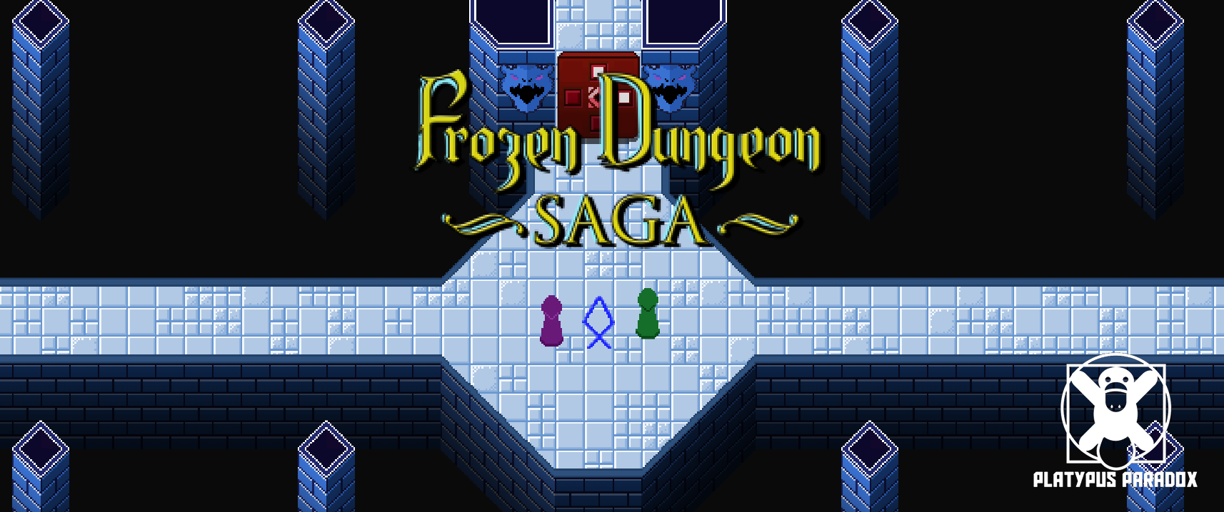 The Frozen Dungeon Saga